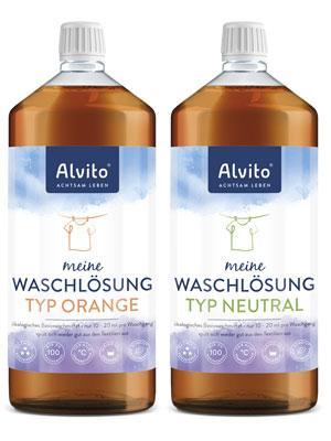 Alvito WaschLösung Öko