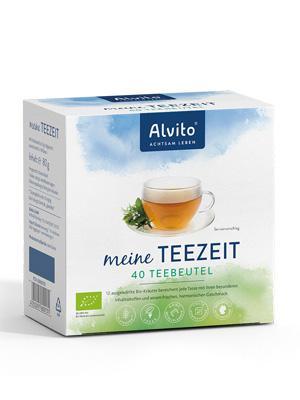 Alvito meine TeeZeit Beutel