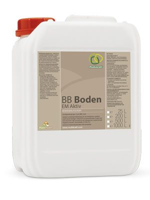 BB Boden 25 l Multikraft