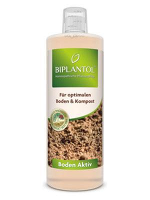 Biplantol Boden aktiv 1 l