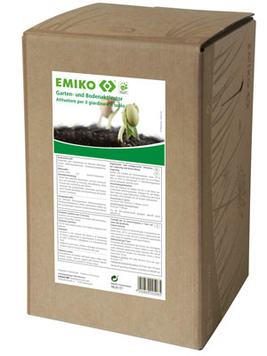 EMIKO Garten- und Bodenaktivator 10 l bib
