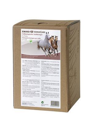 EMIKO HorseCare Stallreiniger 5 l bib