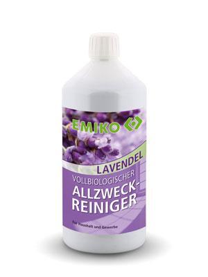 EMIKO Allzweckreiniger Lavendel 1 l