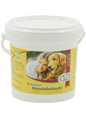 Hunde-Bokashi Bio Premium500 g