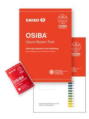OSIBA Urin pH-Wert Messung